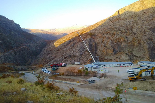 Construction of Refahiye - iliç - Kemaliye - Dutluca – Arapgir highway, Kemaliye - Dutluca tunnels and access roads, Kemaliye and Kozlupınar viaducts, km: 0+000-22+014,48 and tunnels miscellenous works